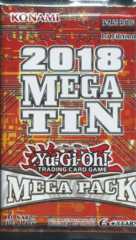 Mega Tin 2018 1st Edition Booster Pack