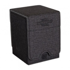 Legion / Blackfire Convertible Deck Box - Single - Vertical Black