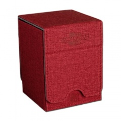 Legion / Blackfire Convertible Deck Box - Single - Vertical Red