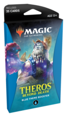Theros Beyond Death Theme Booster - Blue