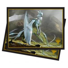Ultra Pro - Deck Protectors Standard 100ct - MTG Core Set 2019 - Chromium, the Mutable