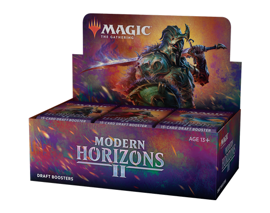 Modern Horizons 2 Draft Booster Box SHIPS JUNE 18