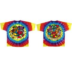 Grateful Dead Jug Band Tie Dye