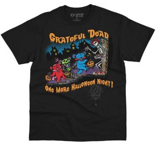 Grateful Dead Halloween Night