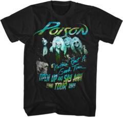 Poison 88-89 Tour