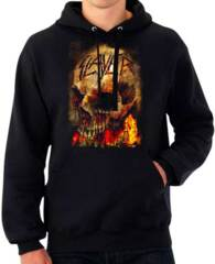 Slayer Skull Hoodie