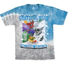 Grateful Dead Bear Mountain Tie Dye