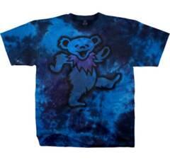 Grateful Dead Big Bear Tie Dye