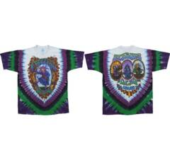 Grateful Dead Seasons of the Dead Tie Dye