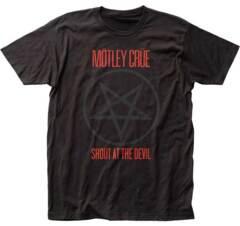 Motley Crue Shout Pentagram