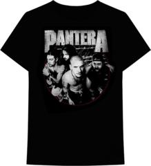 Pantera Distressed Circle