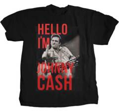 Johnny Cash Hello
