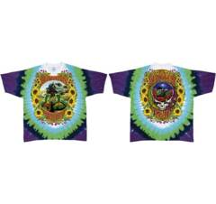 Grateful Dead Terrapin Station Tie Dye
