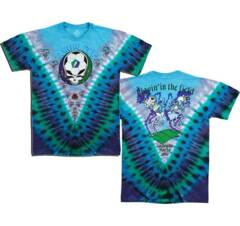 Grateful Dead Cal State Tie Dye