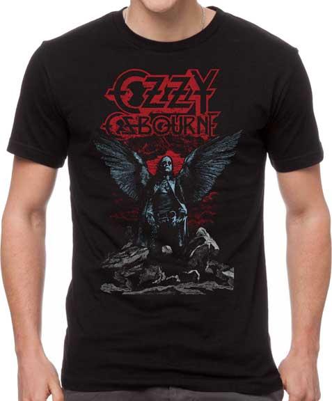 Ozzy Osbourne Angel Wings