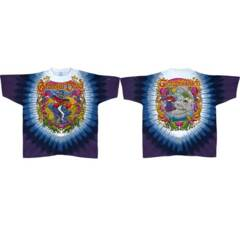 Grateful Dead Terrapin Moon Tie Dye