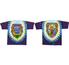 Grateful Dead Guru Bear Tie Dye