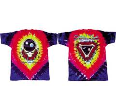 Grateful Dead Space Your Face Tie Dye