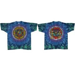 Grateful Dead Celtic Mandala Tie Dye