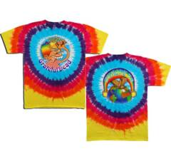Grateful Dead Ice Cream Cone Kid Tie Dye