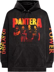 Pantera Display of Power Hoodie