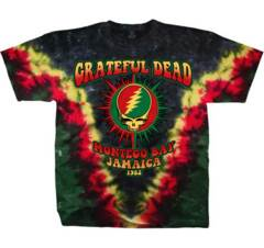 Grateful Dead Montego Bay Tie Dye