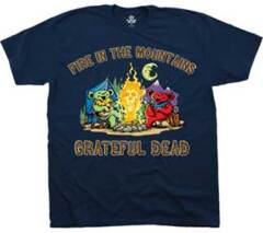Grateful Dead Fire in the Mountains