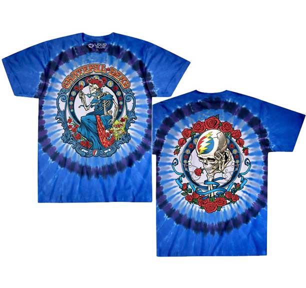 Grateful Dead Vintage Bertha Tie Dye