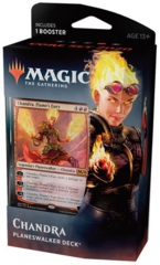Magic 2020 (M20) Core Set Planeswalker Deck (Intro Pack): Chandra