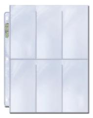 Ultra Pro 6-pocket Platinum Series 2 1/2