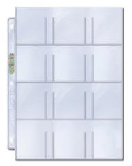 Ultra Pro 12-pocket Platinum Series 2 1/4