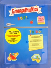 2021 Topps Garbage Pail Kids Food Fight Collector Edition Box