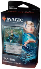 Magic 2020 (M20) Core Set Planeswalker Deck (Intro Pack): Mu Yanling