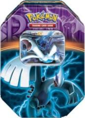 Pokemon EX 2013 Fall Collector's Tin Team Plasma - Lugia
