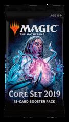 Magic 2019 (M19) Core Set Booster Pack