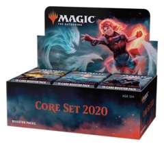 Magic 2020 (M20) Core Set Booster Box - English