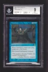 Treachery FOIL BGS 9 MINT - Urza's Destiny MTG Magic Graded Card