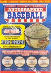 2020 Tristar Hidden Treasures Autographed Baseball Series 11 Box