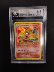 Charizard 11/108 Pre-Release XY Evolutions BGS 8.5 Pokemon Graded Card