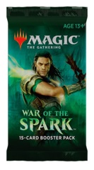 War of the Spark Booster Pack - English