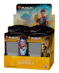 Guilds of Ravnica Planeswalker Deck Display (6 Intro Decks - 3 each)