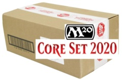 Magic 2020 (M20) Core Set Booster Case (6 booster boxes)