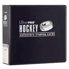 Ultra Pro Collector's Hockey 3-Ring Binder 3