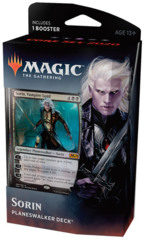 Magic 2020 (M20) Core Set Planeswalker Deck (Intro Pack): Sorin