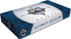 2013-14 Upper Deck Ultimate Collection NHL Hockey Hobby Box