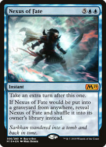 Nexus of Fate (306/280) - M19 Buy-a-Box Promo