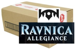 Ravnica Allegiance Booster Case (6 booster boxes)