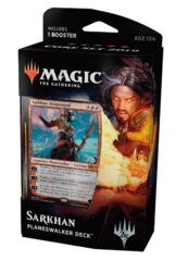 Magic 2019 (M19) Core Set Planeswalker Deck (Intro Pack): Sarkhan, Dragonsoul