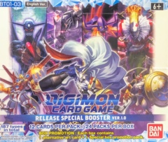 Digimon Card Game V1.0 Version 1.0 Booster Box