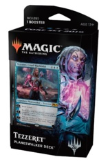 Magic 2019 (M19) Core Set Planeswalker Deck (Intro Pack): Tezzeret, Cruel Machinist